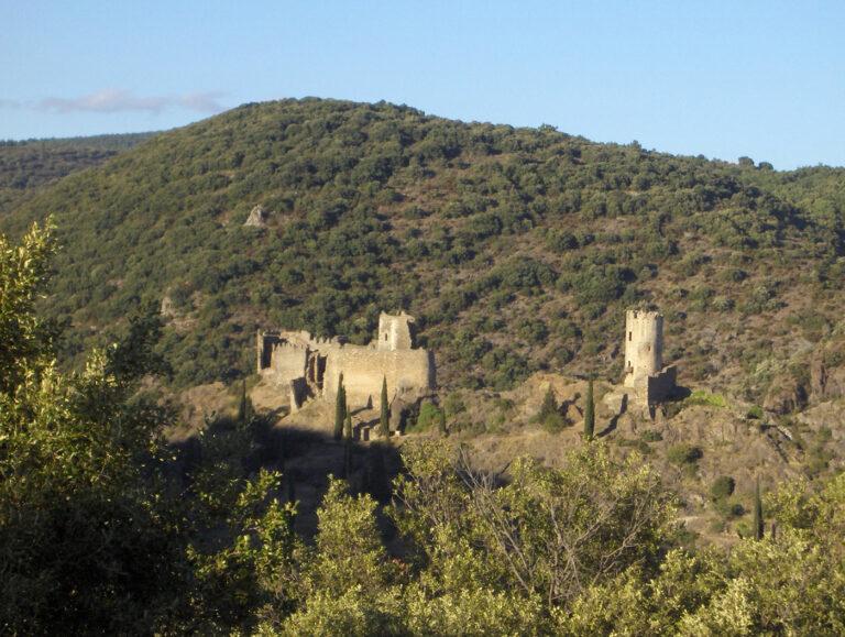 Castillo de Cabaret. Dama Loba