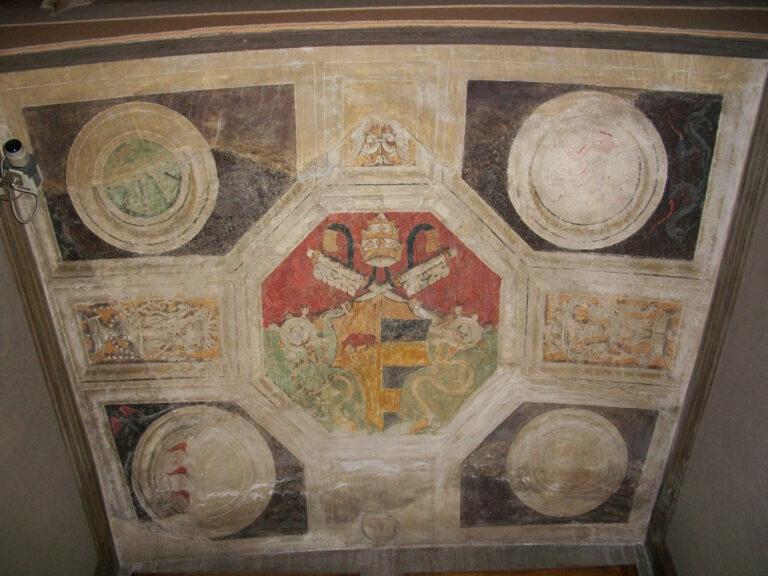 Sala Borgia Vaticano