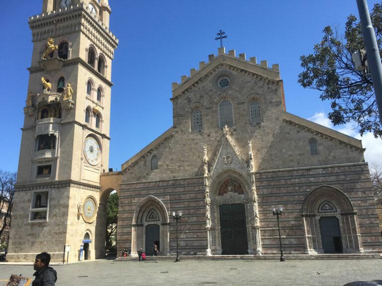 Catedral de Mesina. Lugar enfrentamientos Macalda y Constanza