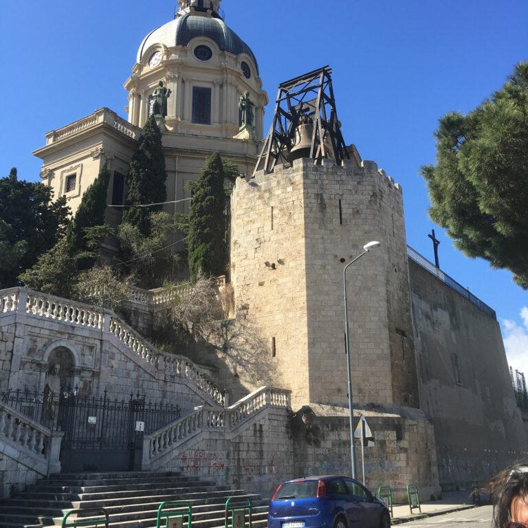 Torre de Macalda. Mesina
